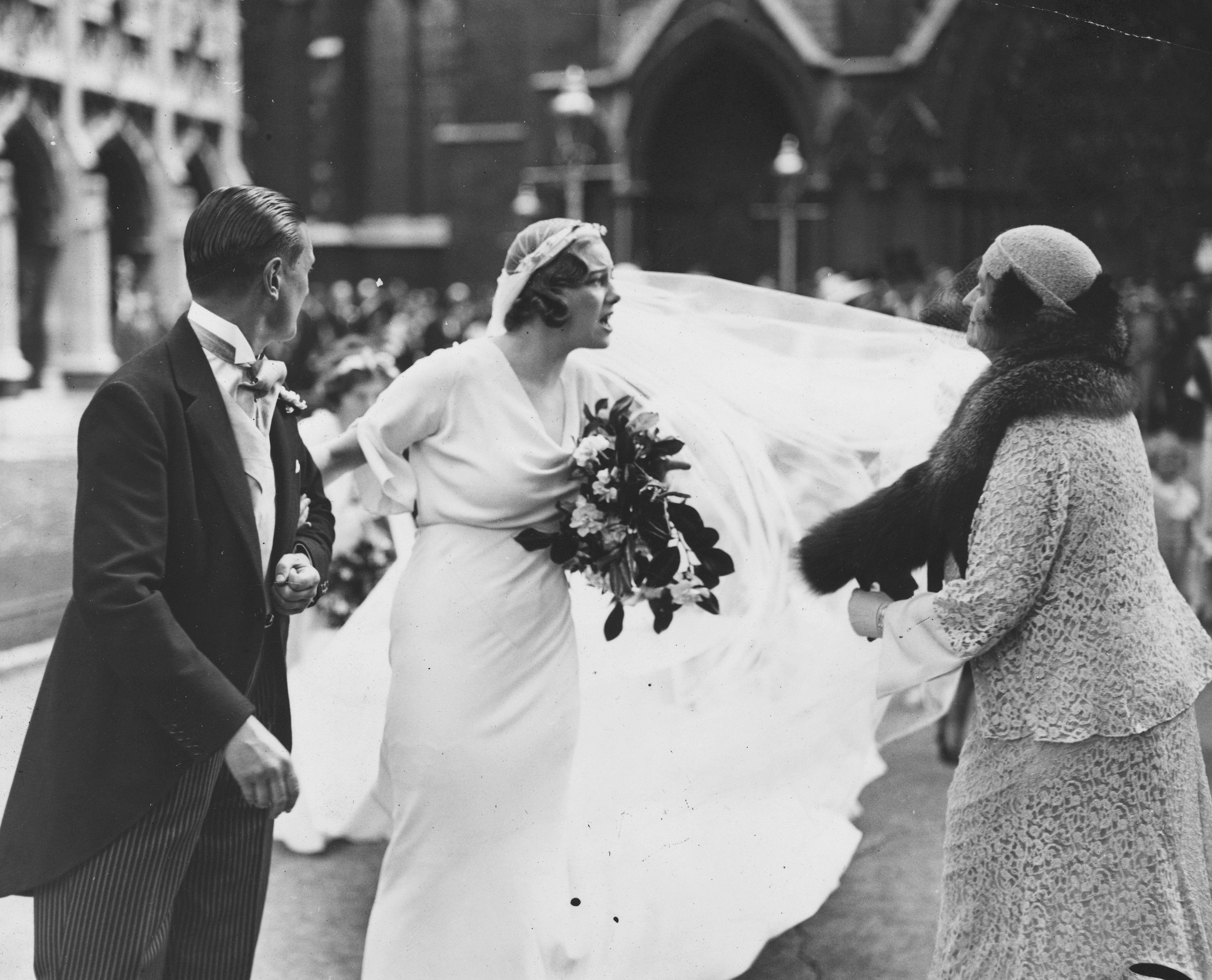 High Society Wedding