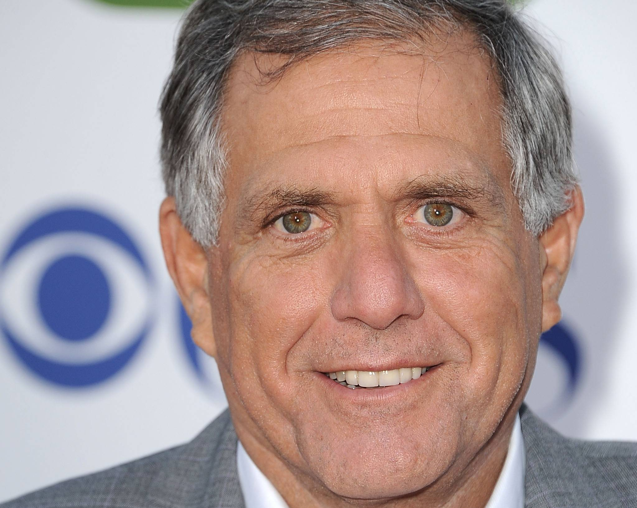 Leslie Moonves, CEO of CBS