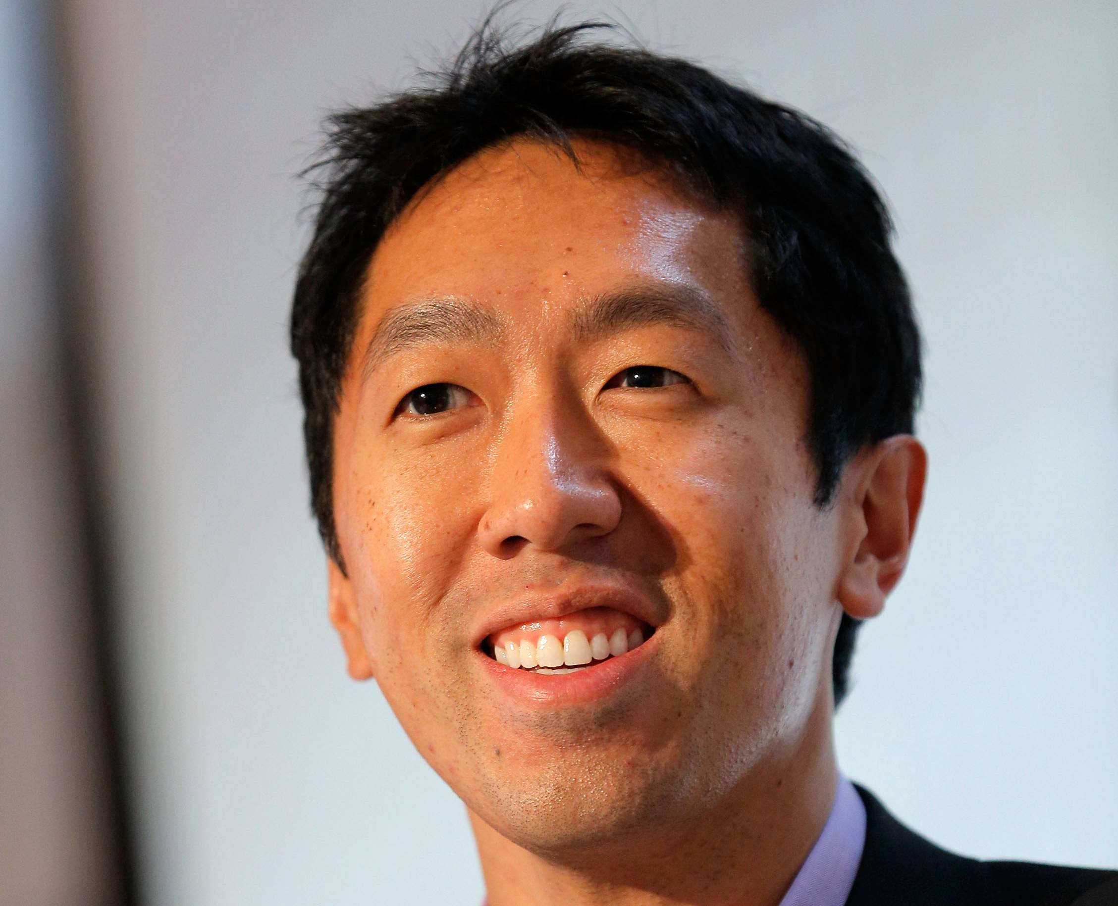 <h1>38. Andrew Ng</h1> Massive open online courses (MOOCs) are all the rage these days, and Stanford computer scientist Ng's Coursera is the world's leading provider of them. More than 4.5 million people have signed up for Coursera's 400-plus MOOCs, and the company has raised $43 million this year—bringing its funding to $65 million from backers including Kleiner Perkins Caufield & Byers and the World Bank.