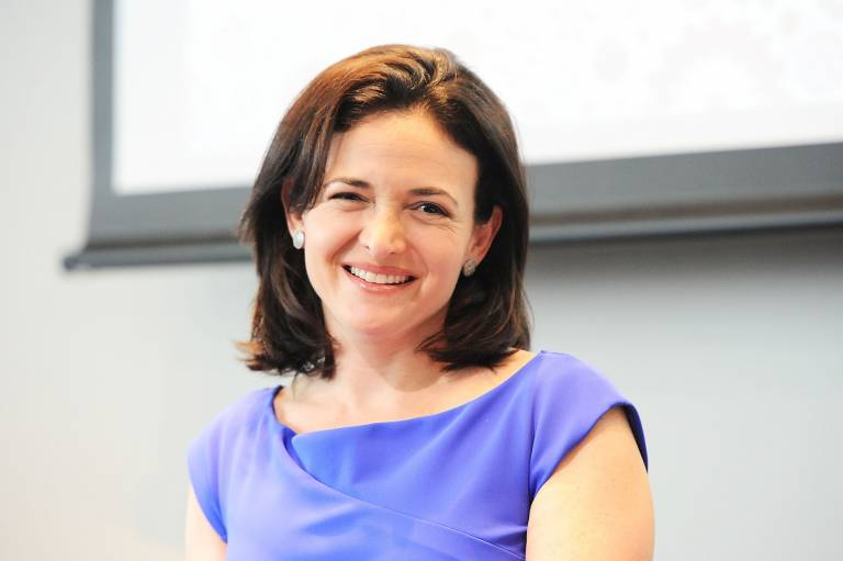"<h2>Sheryl K. Sandberg</h2>This year the charismatic operating chief launched <em>Lean In</em>, a bestselling book/movement that made her a global celebrity (<a href=""http://money.cnn.com/2013/10/10/leadership/sheryl-sandberg-mpw.pr.fortune/index.html"" title="""">see related story</a>). And she sent Facebook into the mobile computing game; $2 of every $5 in revenue is from mobile, vs. nothing in 2012."