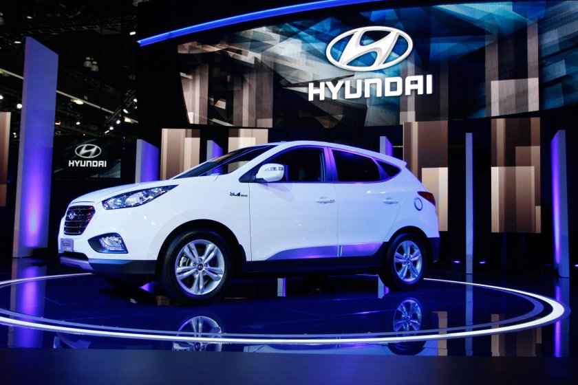 At iseecars.com, Hyundai Tucson was most searched by women.