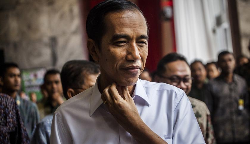 Indonesia Prepares For Joko Widodo Inauguration.
