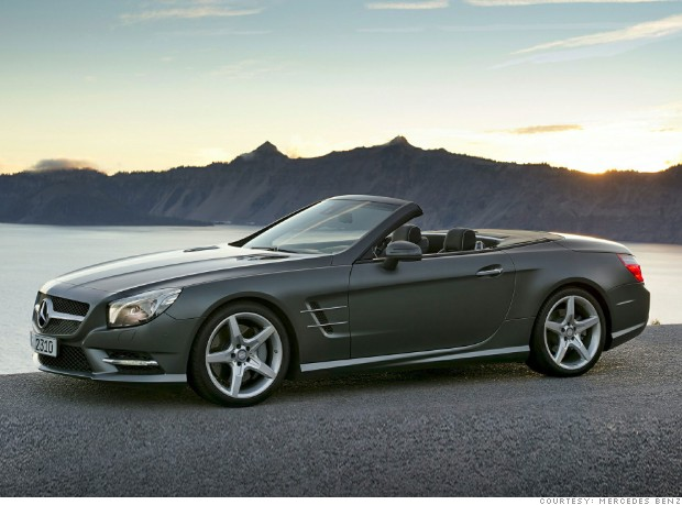 In demand: sales of Mercedes-Benz's new S-class sedans powered a strong quarter at parent company Daimler AG.