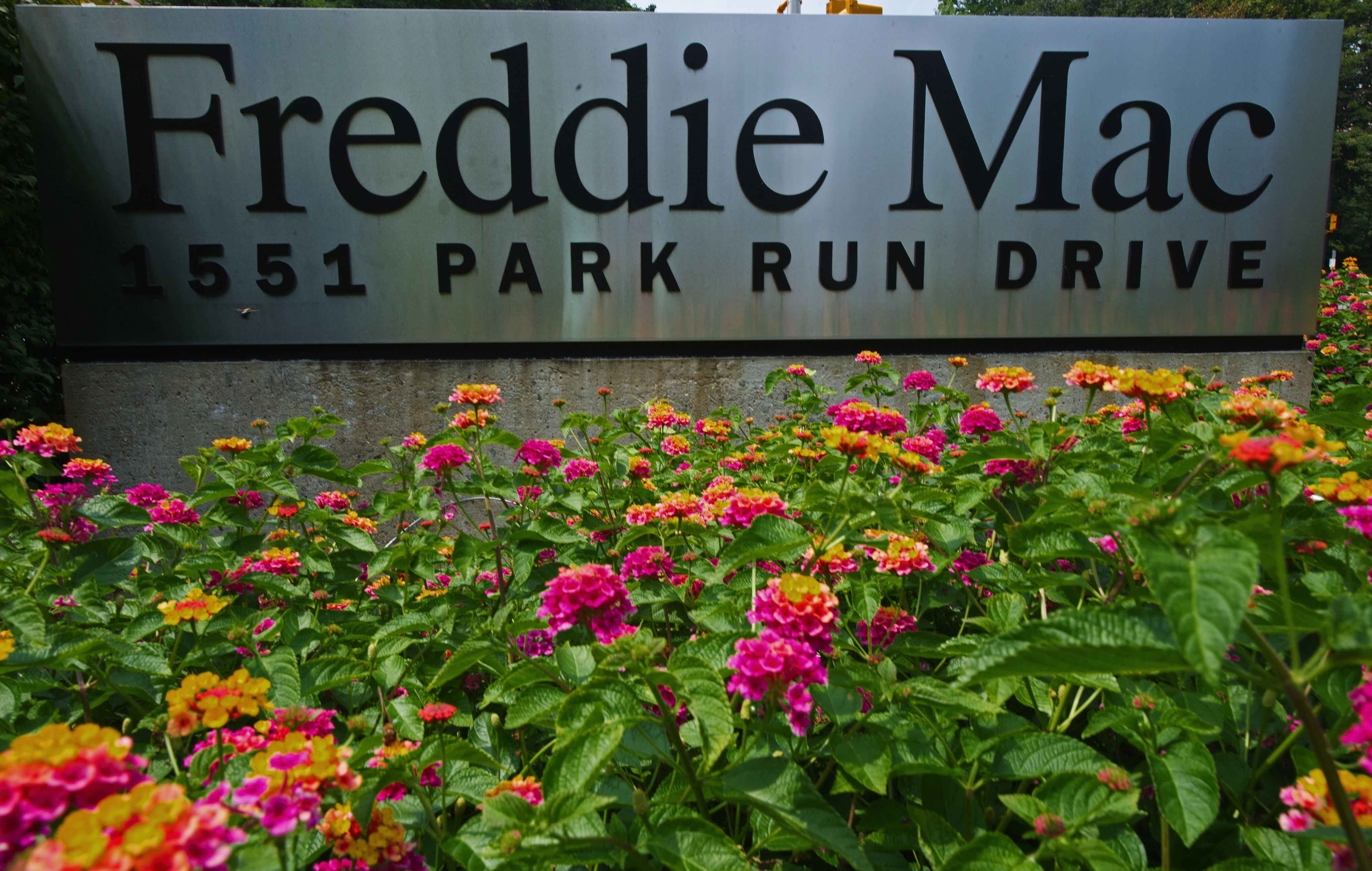 Freddie Mac offices in McLean, Virginia in August 2010.