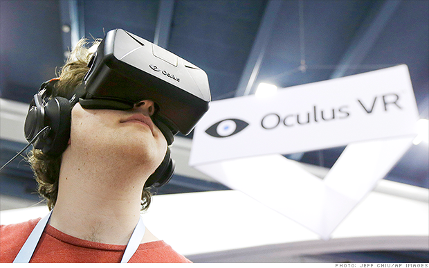 The public will soon have the chance to try out the Oculus Rift at Chuck E. Cheese's.