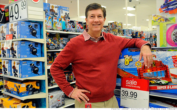 Gregg Steinhafel, Target's former CEO, is getting more walk-away pay than previously known.