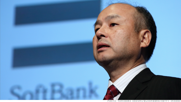 A little hand-holding for ARM Holdings from SoftBank