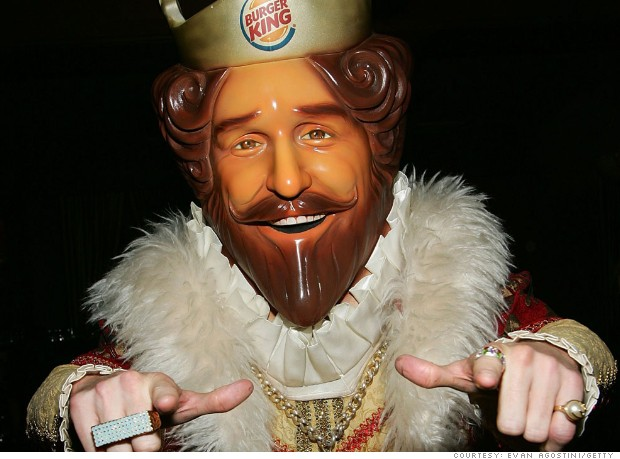 Burger King's merger with a Canadian donut company is a royal PR disaster.