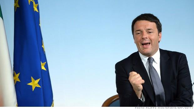Will Renzi still be laughing on Monday?