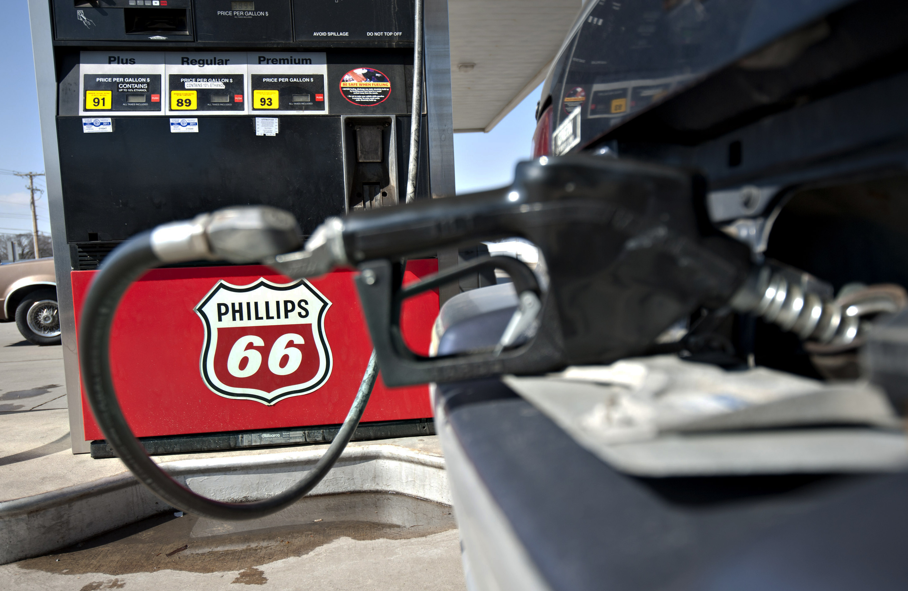 US Gas Prices Increase