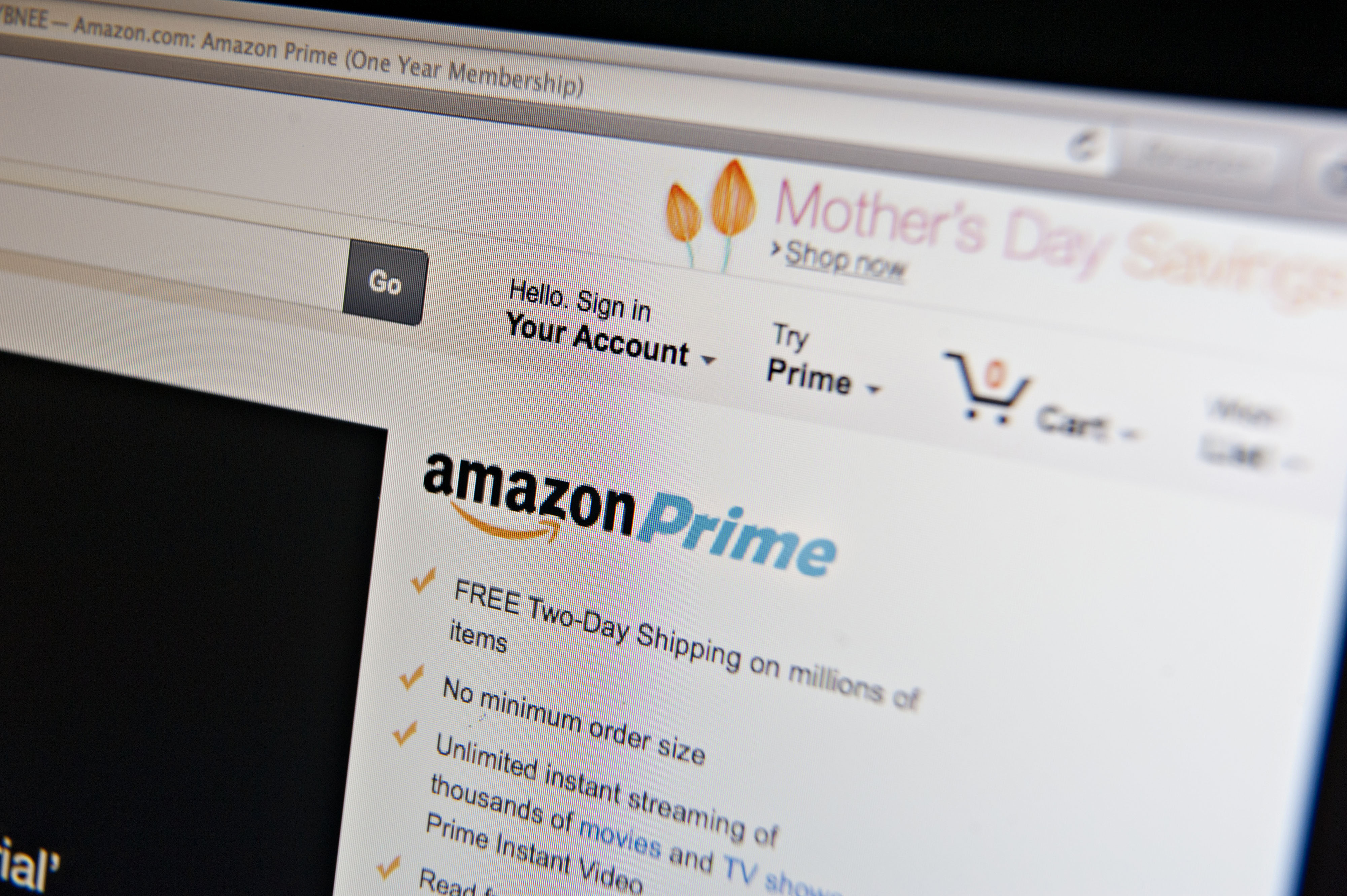 Amazon.com Illustrations Ahead Of Earnings Figures