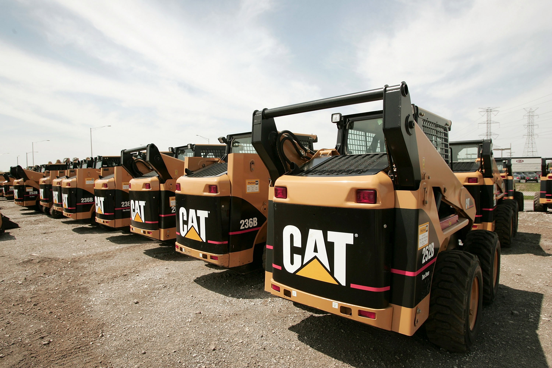 Caterpillar's 1st Quarter Profit Rises 45 Percent