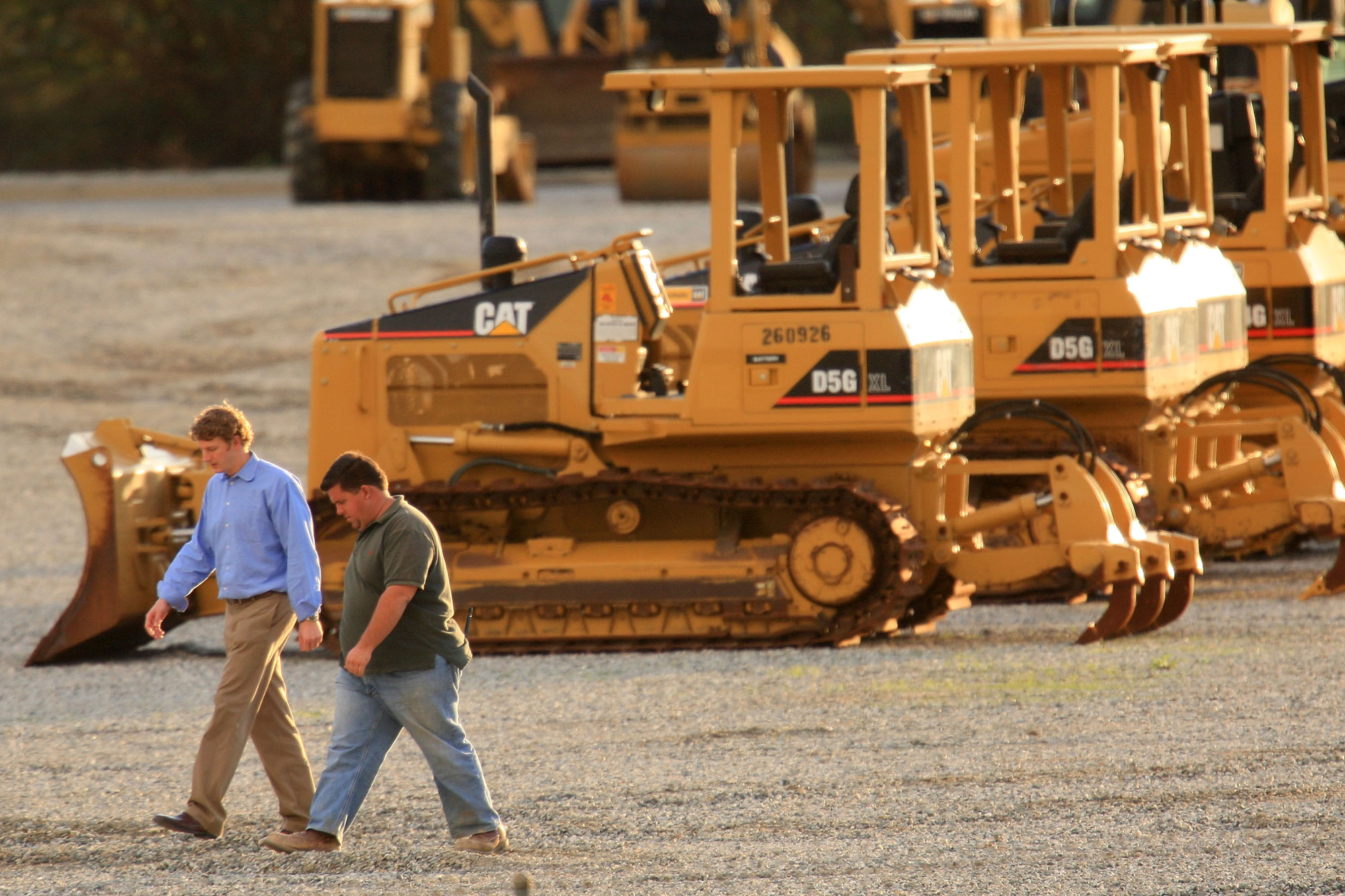 Caterpillar To Shed 20,000 Jobs Worldwide As Profits Fall