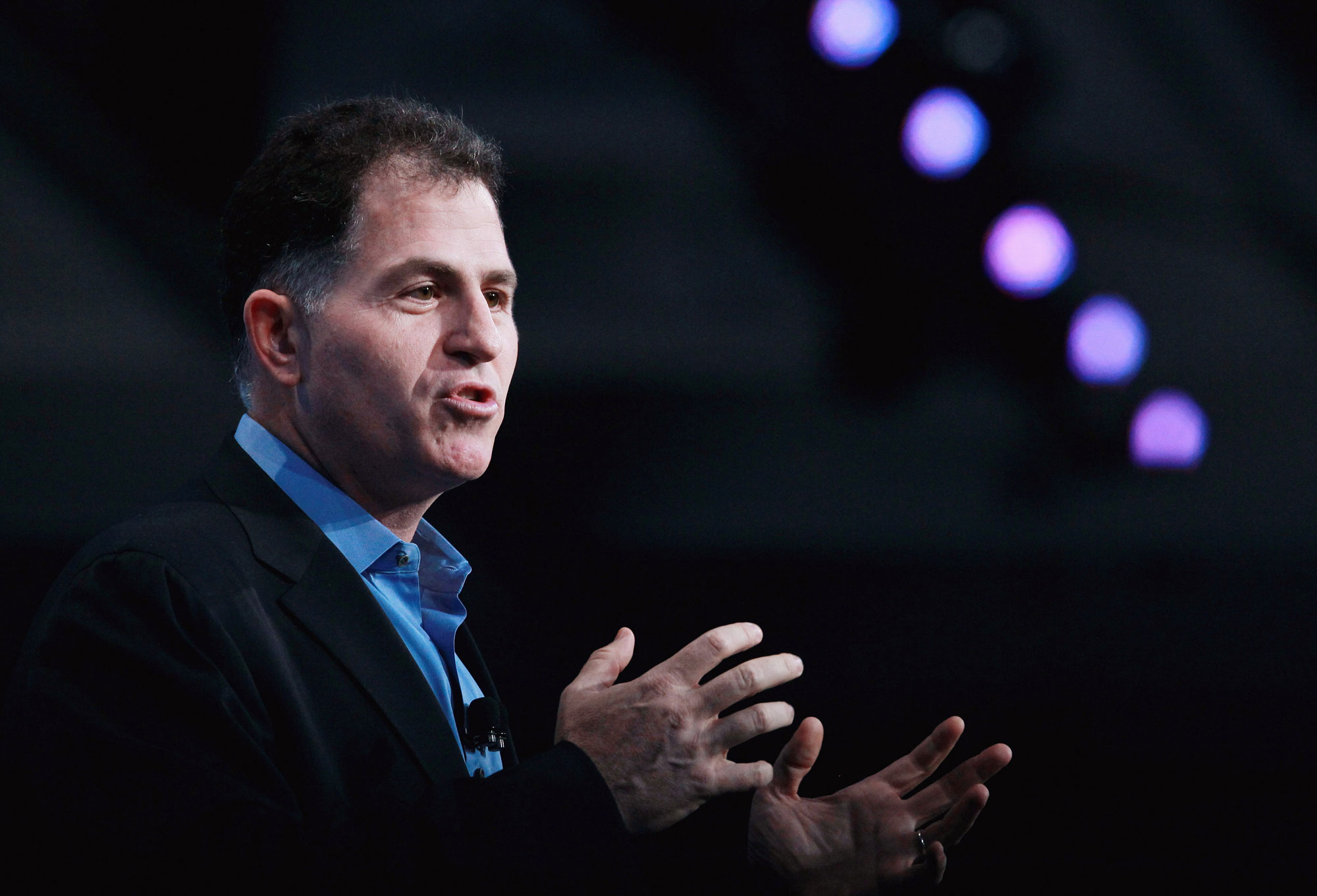 Michael Dell Addresses Oracle's OpenWorld 2010 Conference