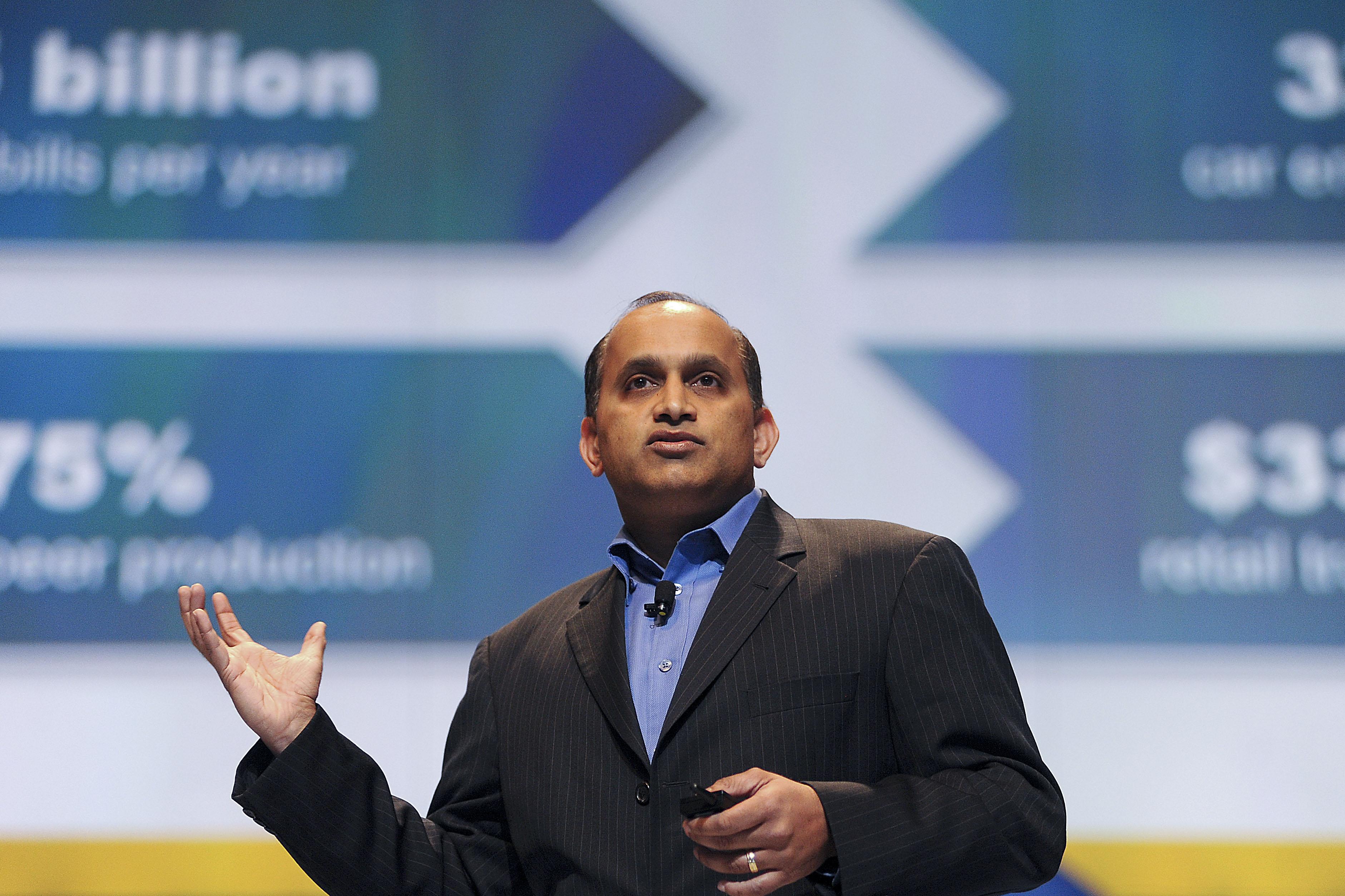 Hewlett-Packard Tech Forum 2010