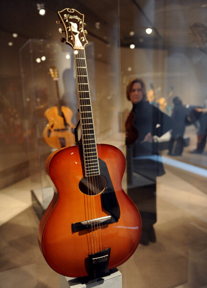 D'Angelico guitar