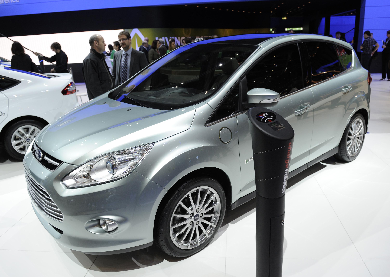 Geneva Auto Show 2011