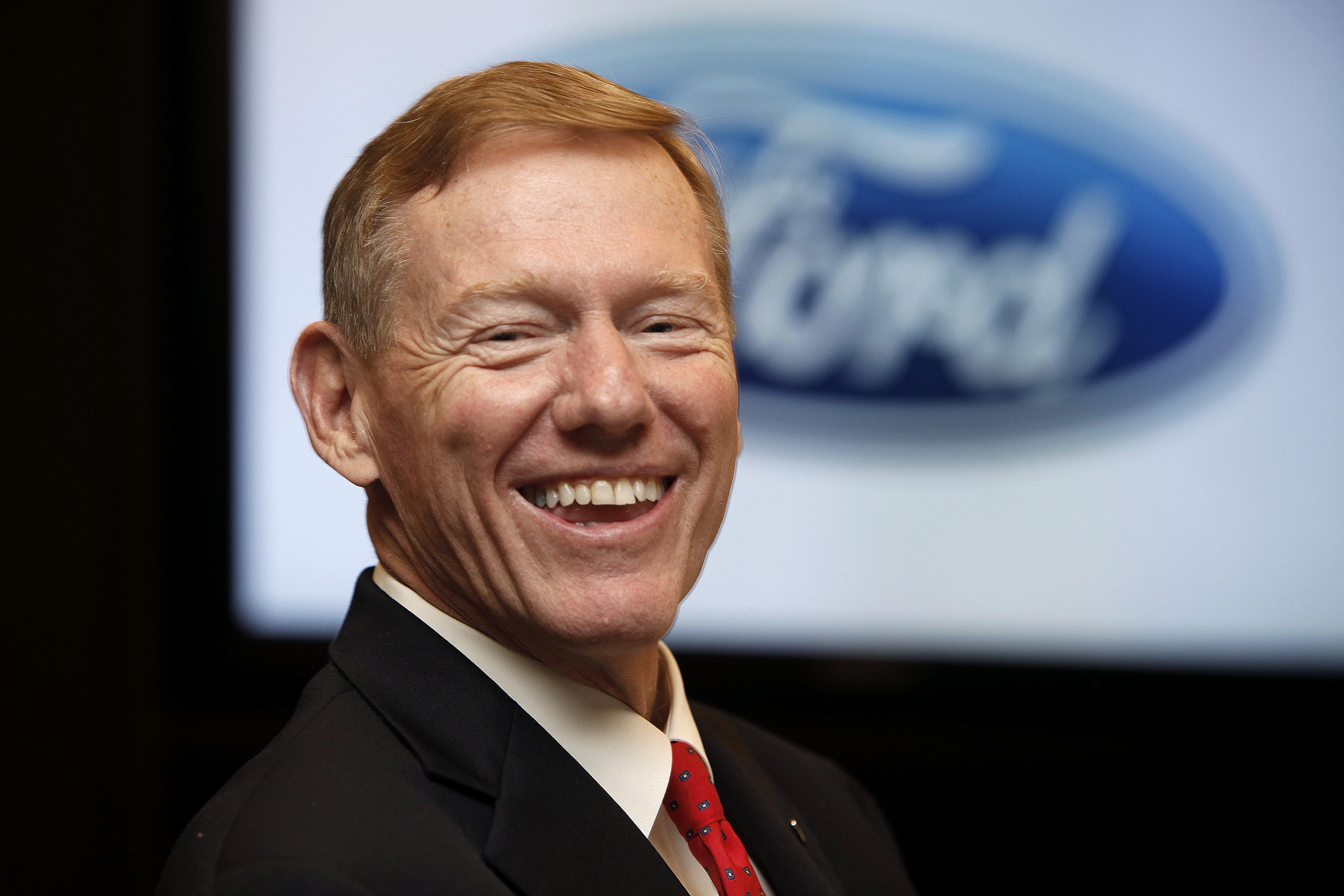 Ford's Alan Mulally.