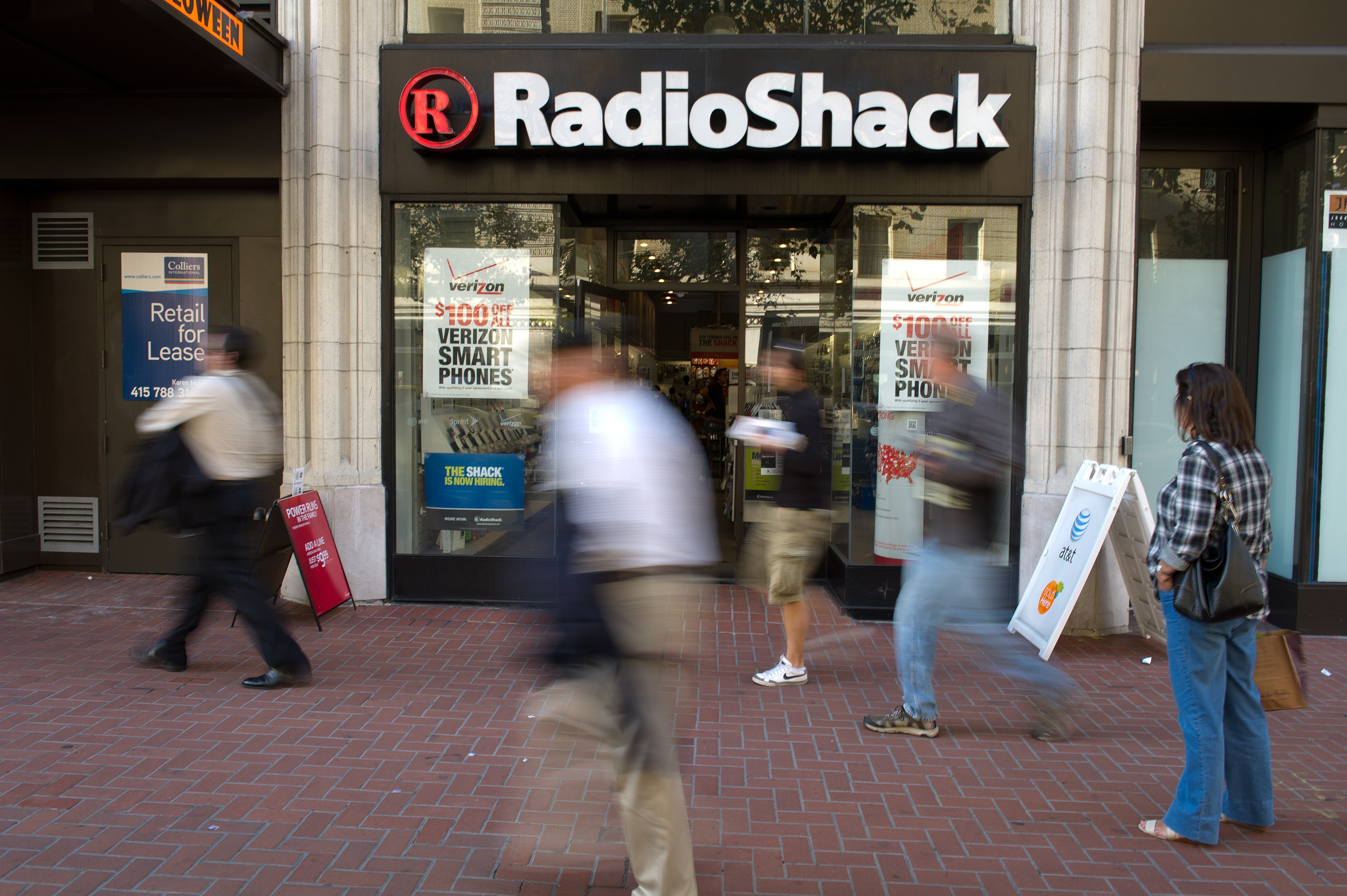 Why the Internet did not kill RadioShack | Fortune