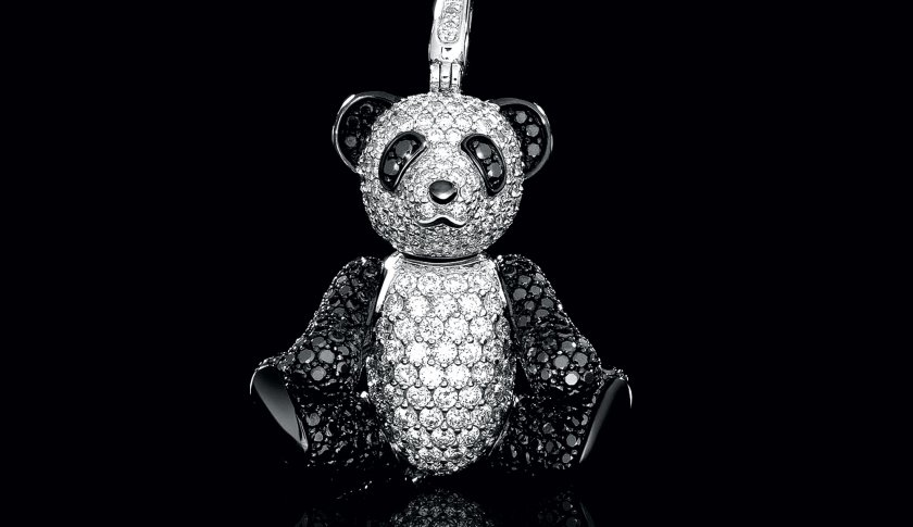 Qeelin BoBo pendant, $43,200.