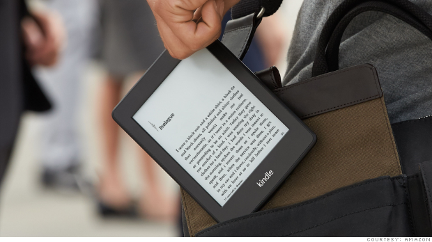 Publishers Say E-Book Sales Fell in the U K  Last Year | Fortune