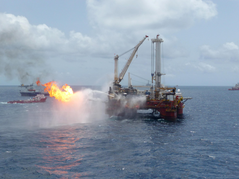 NBC News - Gulf Oil Spill
