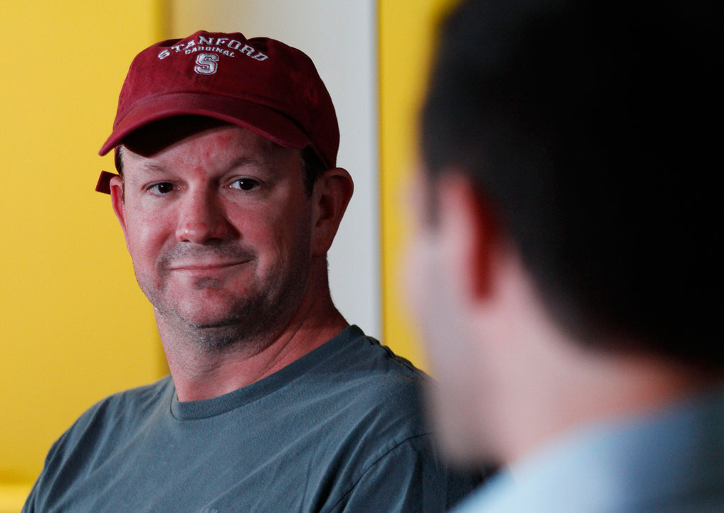 Brian Acton, WhatApp's co-founder