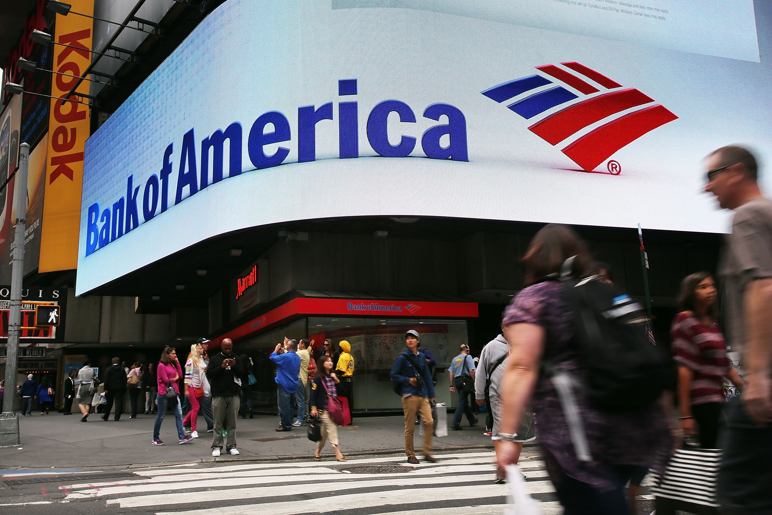 Bank Of America Speeds Up Plan For Mass Layoffs