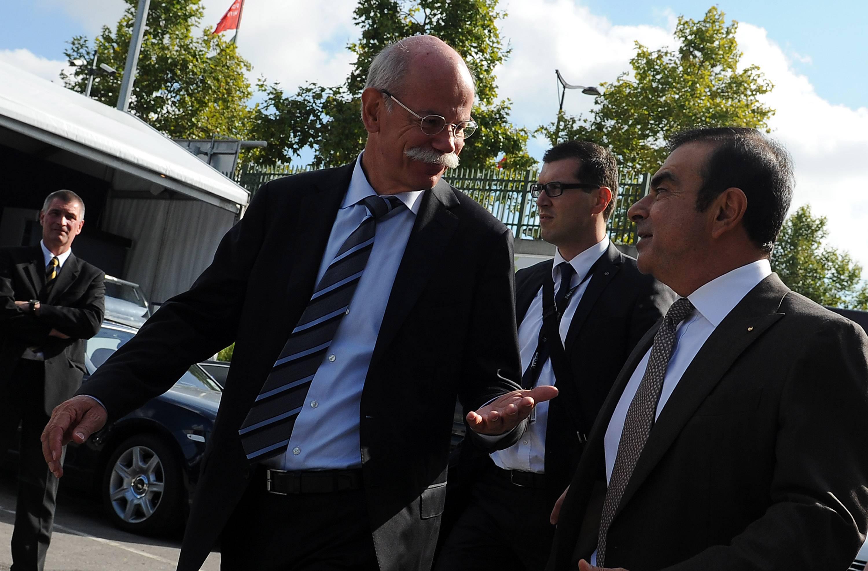 Paris Auto Show - Press Day