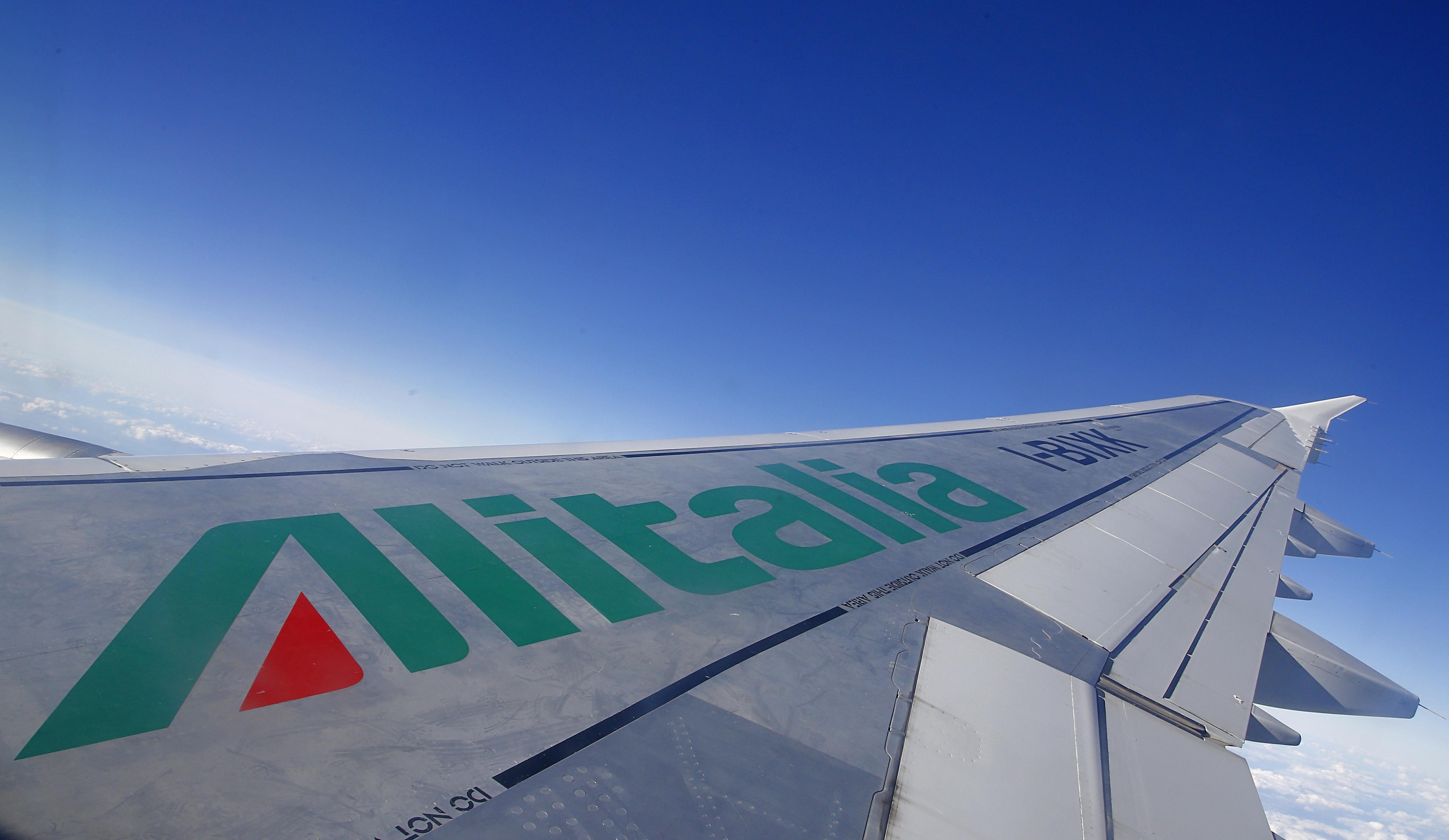 ITALY-AIRLINE-ALITALIA