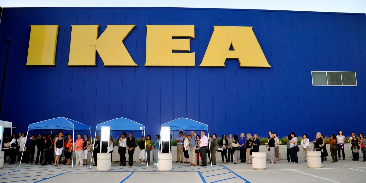 Ikea Has Been Accused of Avoiding 1 Billion Euros in Taxes