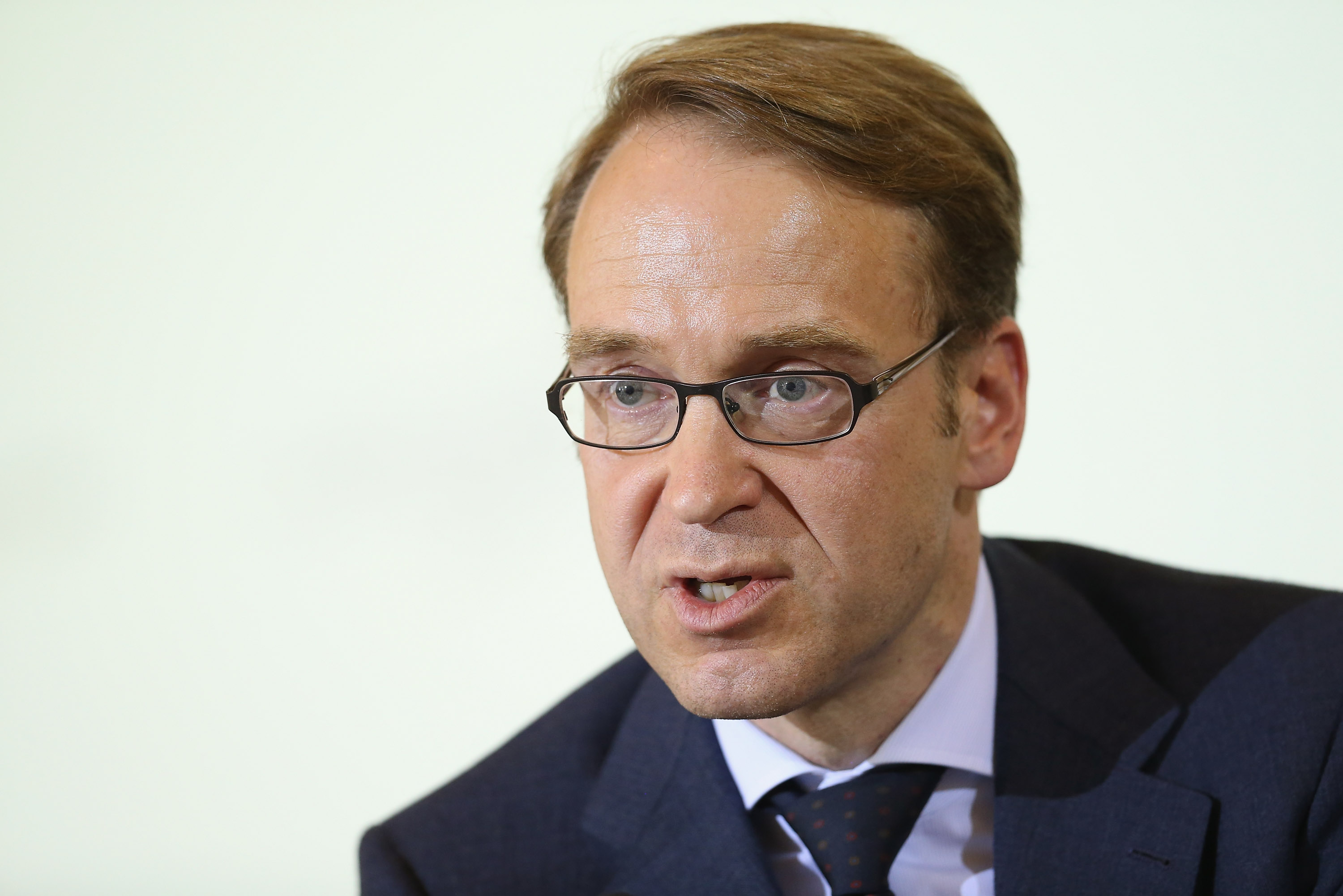 Even the ultra-conservative Bundesbank accepts the eurozone needs more stimulus, its president said Tuesday