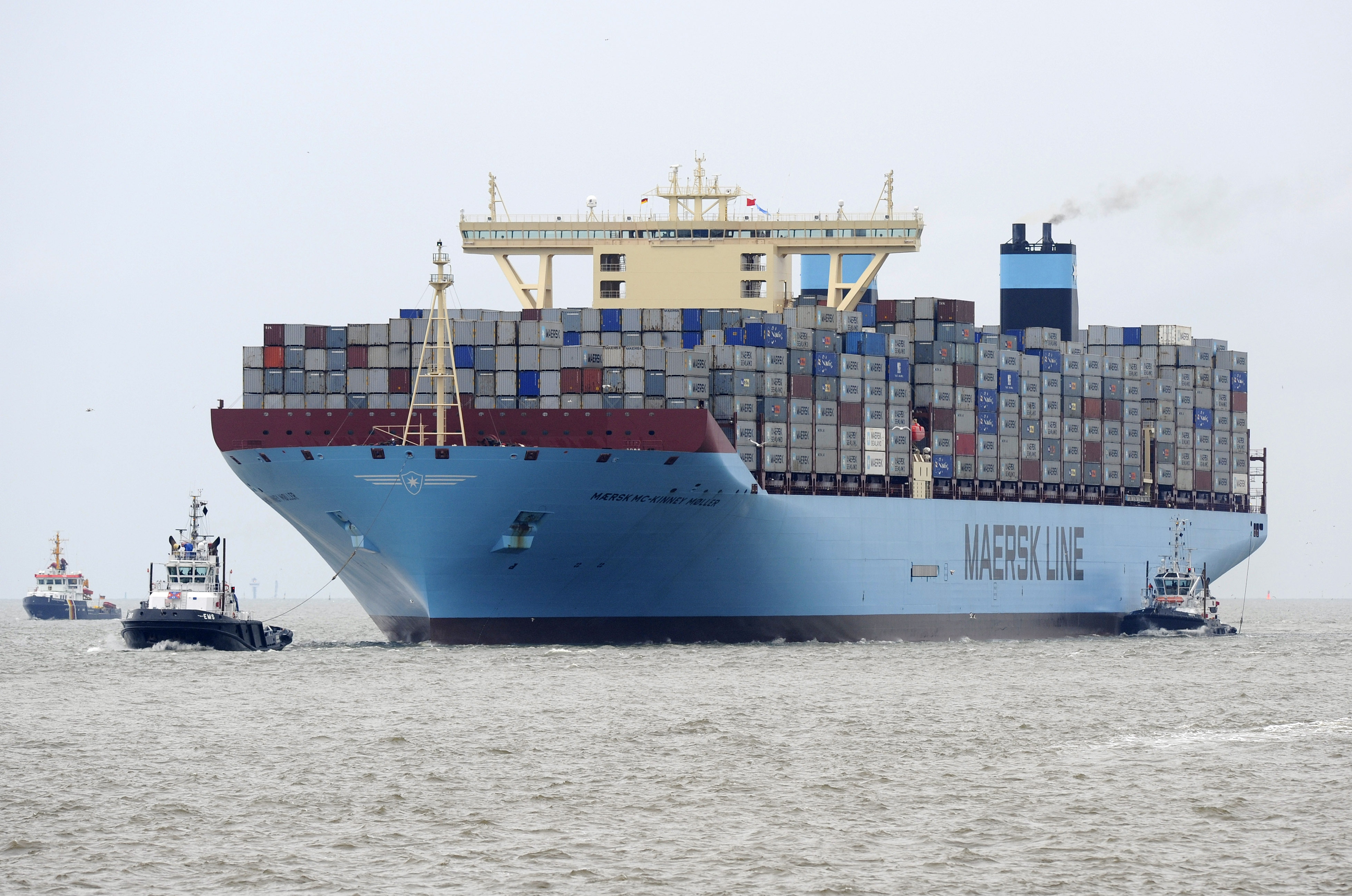GERMANY-DENMARK-SKOREA-CARGO-SHIP-MAERSK