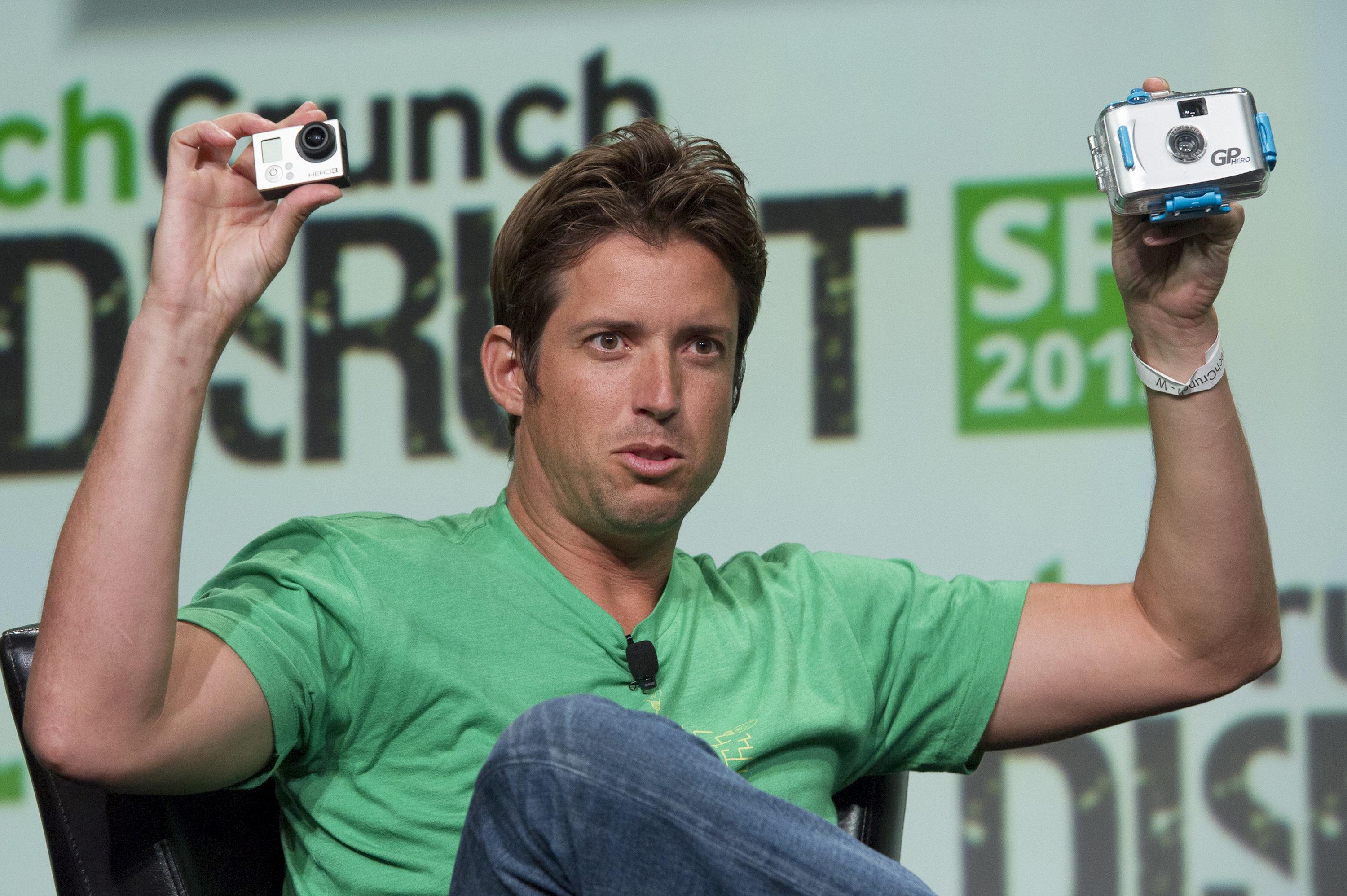 Key Speakers At The TechCrunch Disrupt SF 2013 Summit