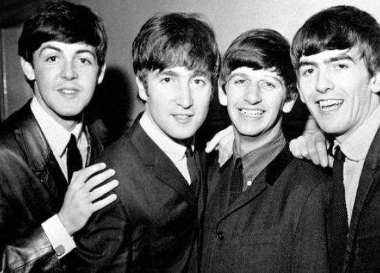 Beatles circa Please Please Me. Photo: BBC.