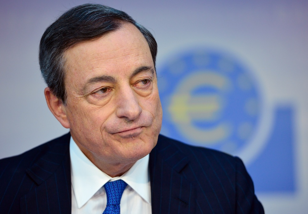 Hm, what next? Mario Draghi's stimulus package failed to move the needle on the eurozone's inflation dial.