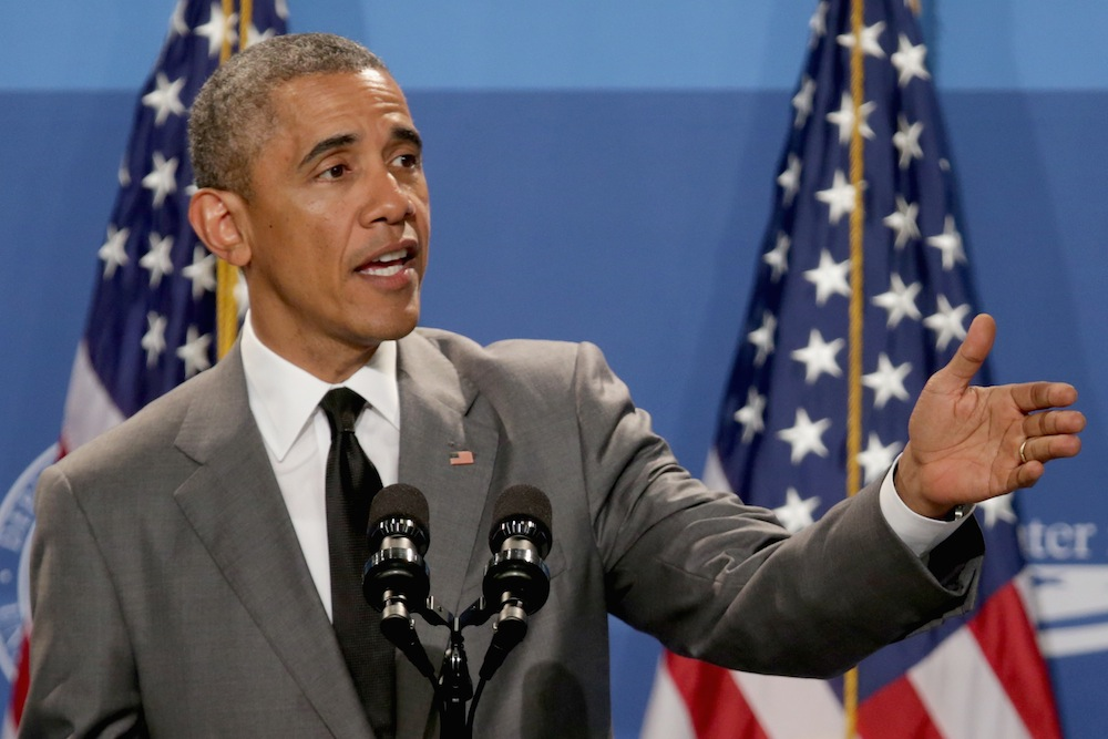 President Obama Hosts Summit On Working Families