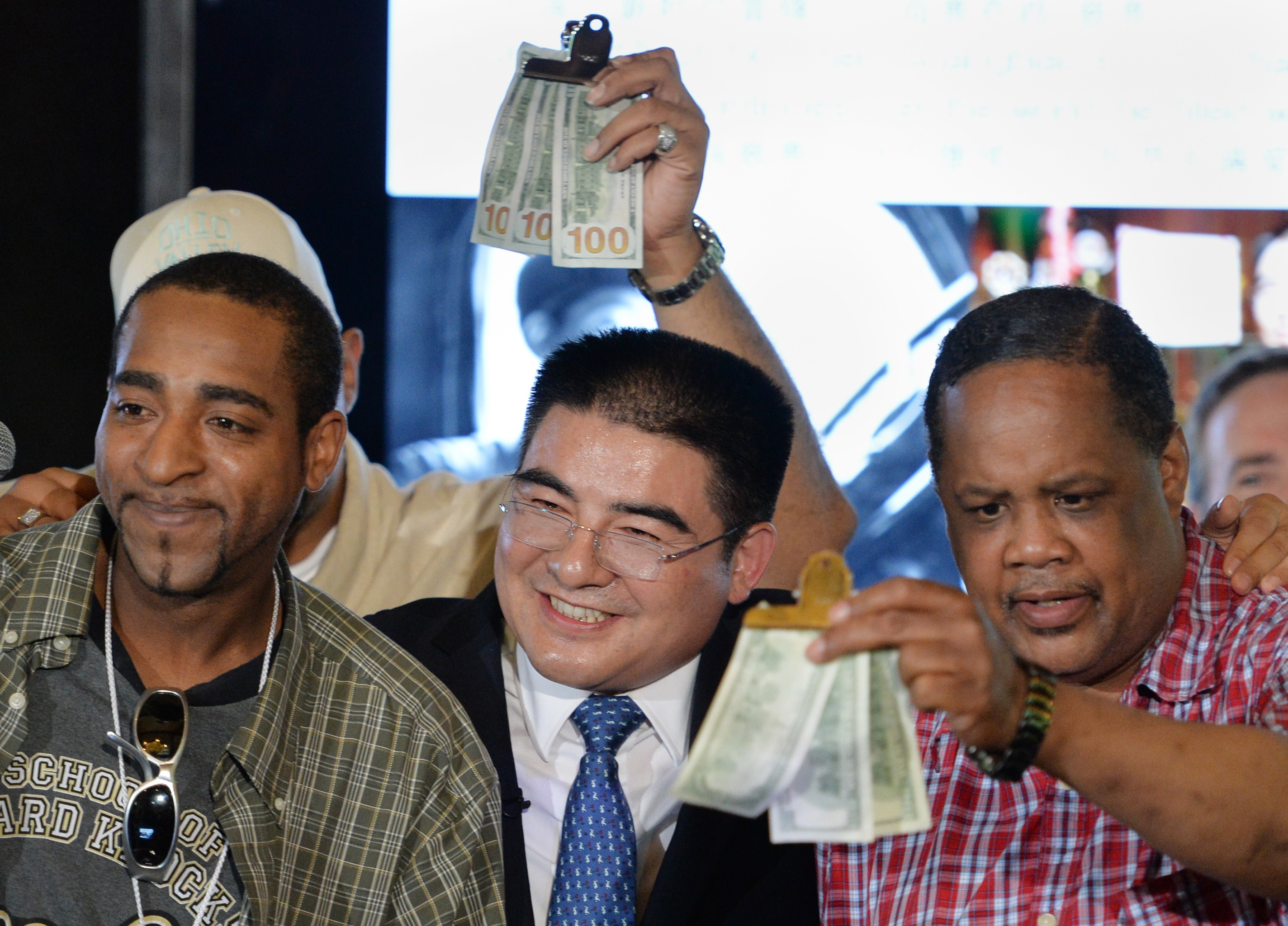 US-CHINA-CHEN-GUANGBIAO-HOMELESS-LUNCH