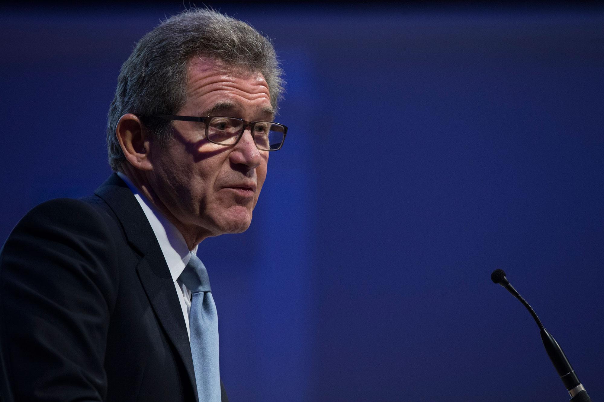 Former BP CEO Lord John Browne.