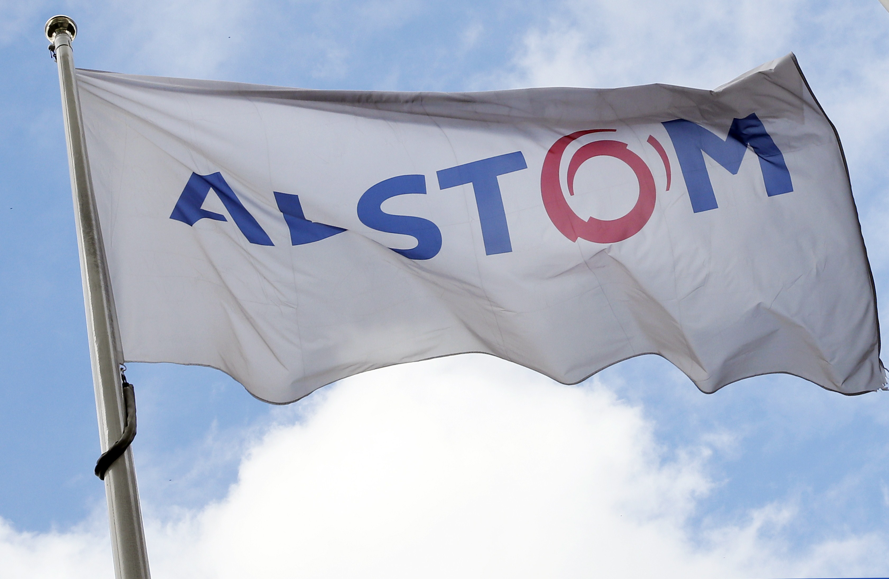 FRANCE-GERMANY-US-ENGINEERING-ALSTOM-SIEMENS