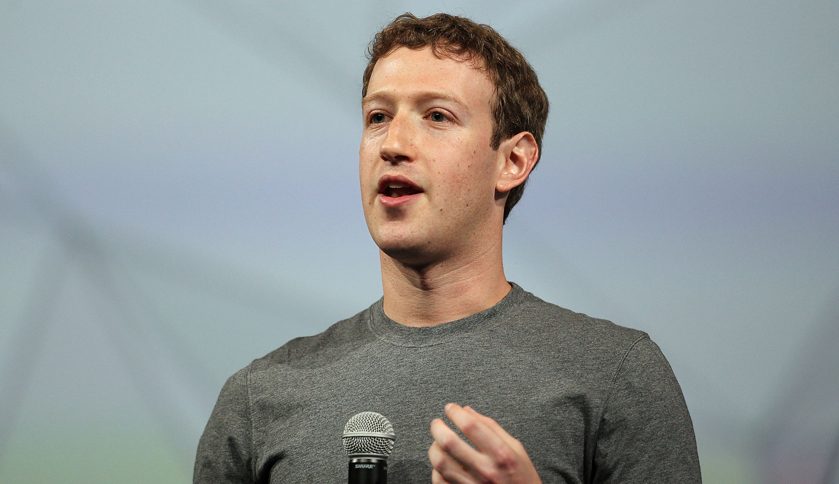 Facebook Holds f8 Developers Conference