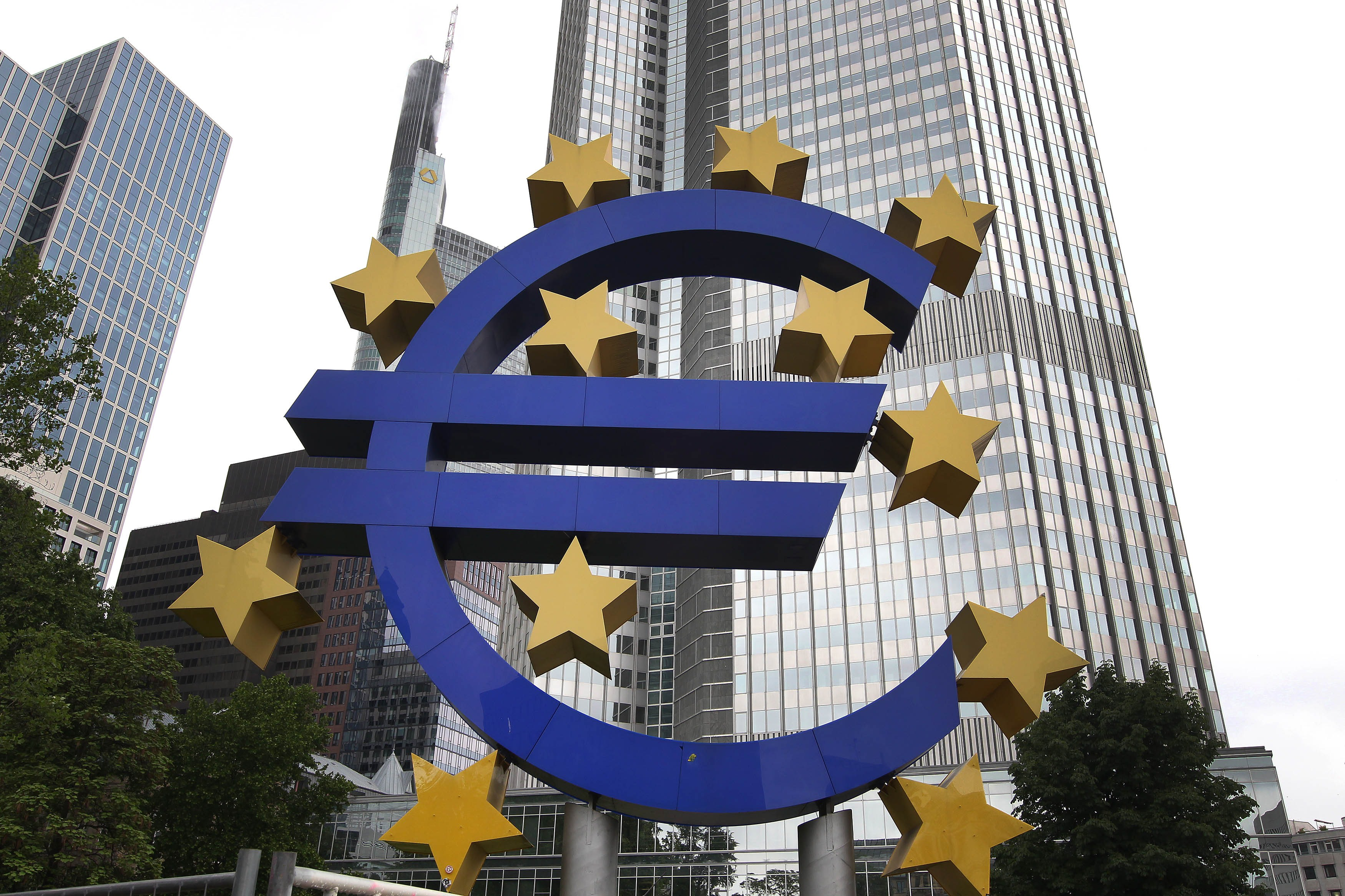 Eurozone banks have raised nearly $30 billion this year in new capital, in anticipation of the ECB's Asset Quality Review.