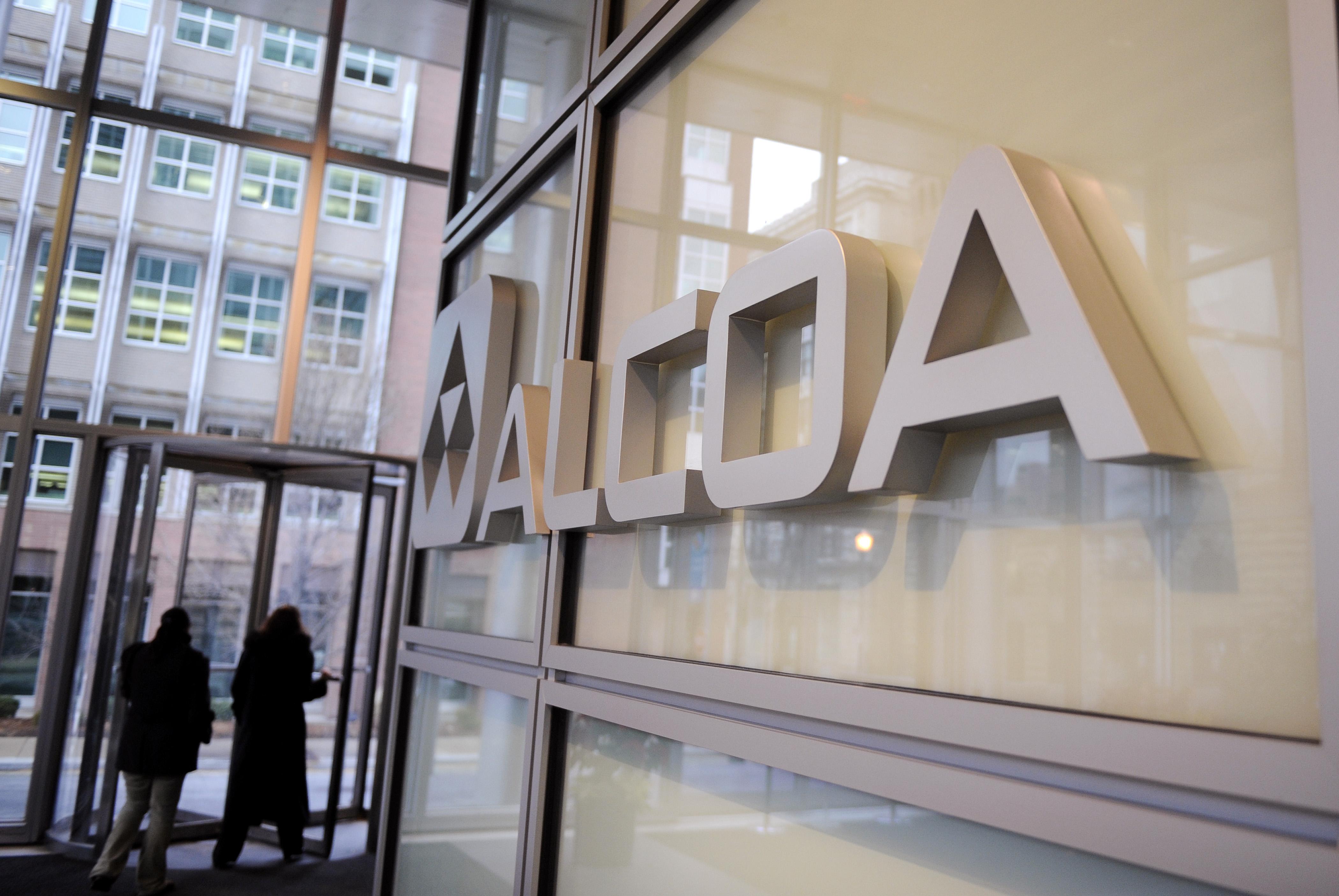 Aluminum Maker Alcoa Plans To Cut 15,000 Jobs