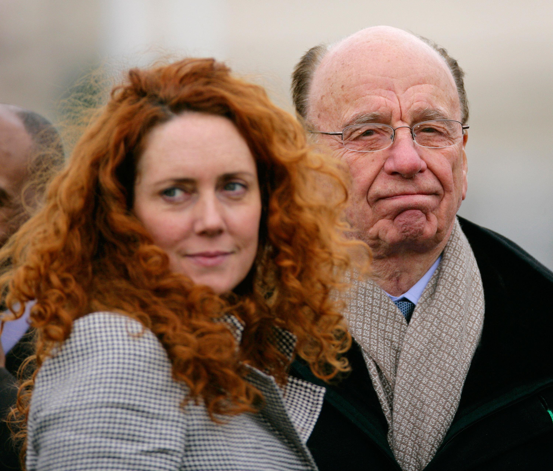 Rupert backed a winner.