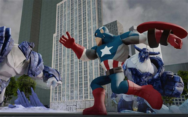 Marvel superheroes featured in the second phase of the now-cancelled Disney Infinity.