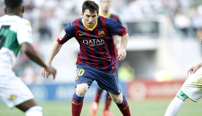 Lionel Messi , Alberto Rivera