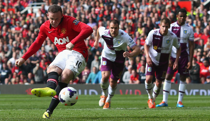 Manchester United v Aston Villa - Premier League