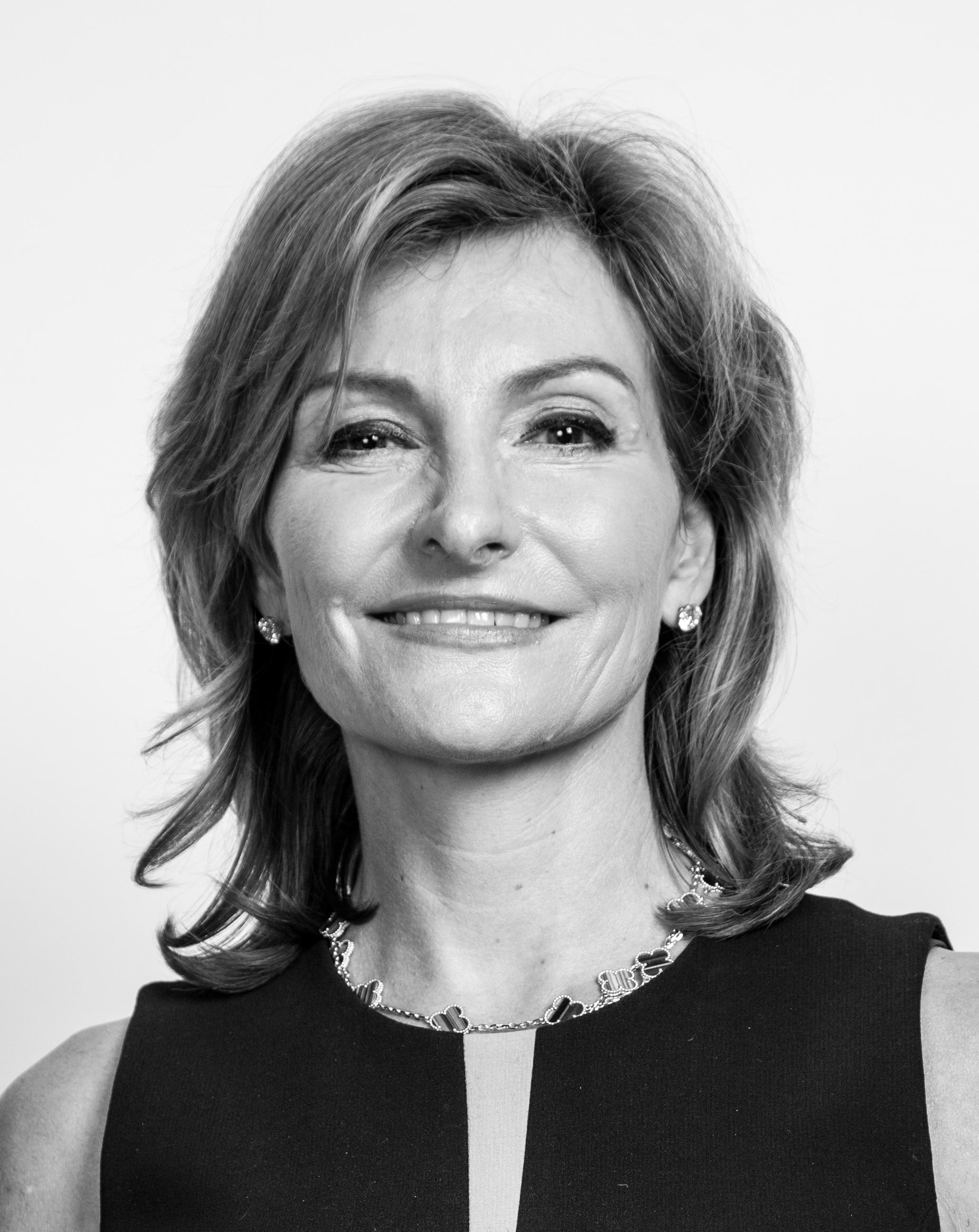 Bridget van Kralingen, SVP, IBM Global Business Services