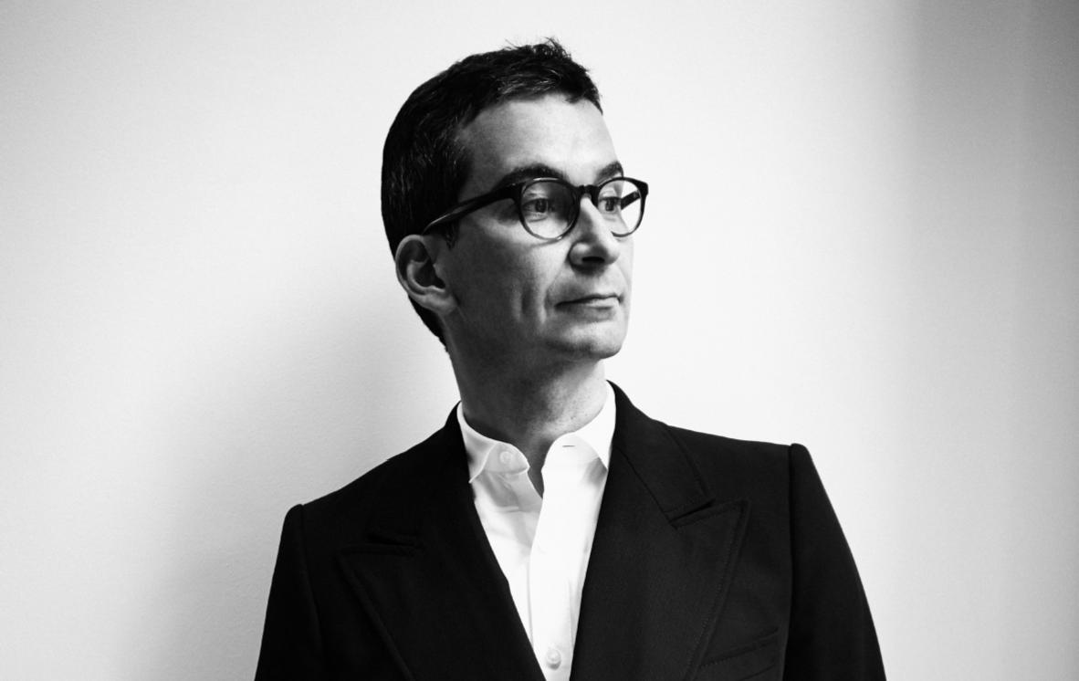 Yoox chief executive Federico Marchetti.
