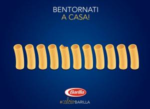 Barilla Pasta World Cup Suarez